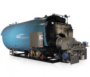 Forced Draft Burnham Boilers